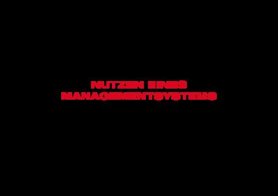 Der Nutzen eines Managementsystems